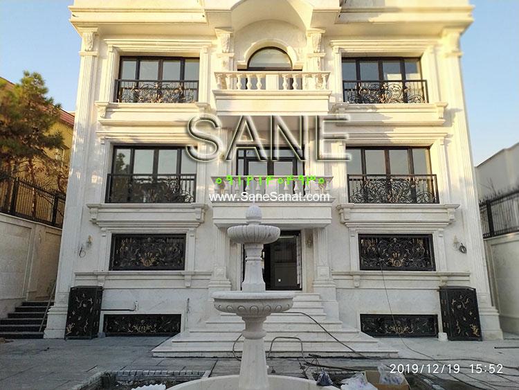 حفاظ پنجره و درب لوکس در سعادت آباد تهران - صنایع فلزی صانع